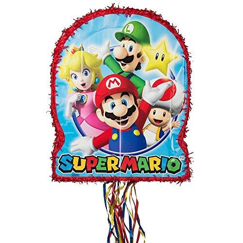 Ya Otta Pinata BB34207 Super Mario Pinata (Mario Theme Party)