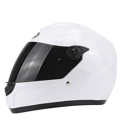 Amazon.es: Casco de Moto con diseño de cráneo para Adultos ...