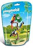 Playmobil - 6653 Perroquets Et Toucans Dans L'Arbre