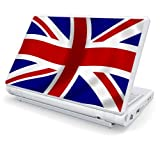 "Acer Aspire One 8.9"" ZG5 Netbook Decal Skin Cover - UK Flag"