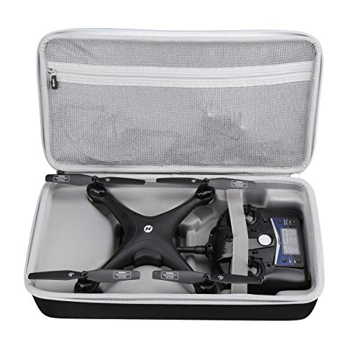 Aproca Hard Protective Travel Case Compatible with Holy Stone HS110D FPV RC Drone Quadcopter