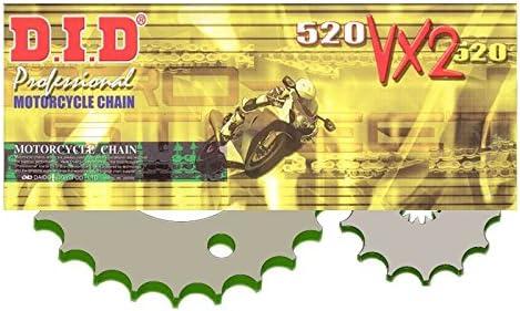 DID Kettensatz HONDA 600 XL R PD03 Stahl Bj 83-87 /Übersetzung 15-41 D,F,H