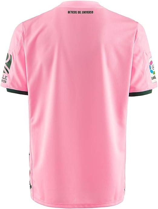 Kappa 2019-2020 Real Betis Third Football Soccer T-Shirt Camiseta ...