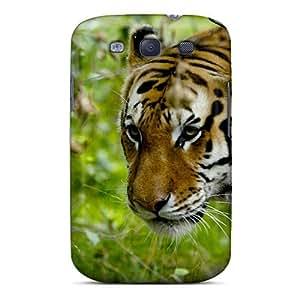 New Tpu Hard Case Premium Galaxy S3 Skin Case Cover(here Comes The Super Hero)