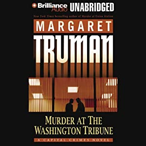 Murder at The Washington Tribune Audiobook