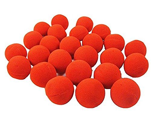 Clown Foam - 72 Red Foam Clown Noses