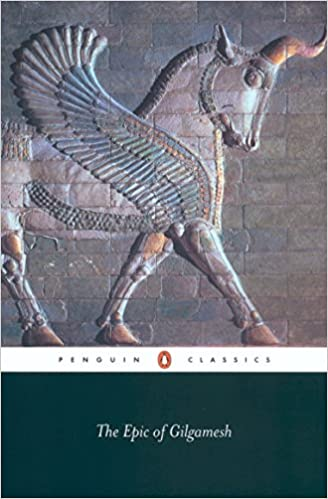 Image result for the epic of gilgamesh book