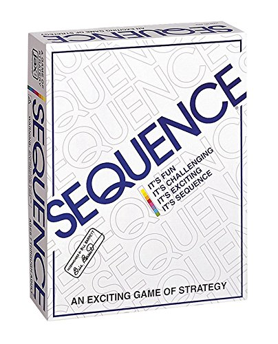 Sequence Game - Easy enough for kids, challenging enough for adults
