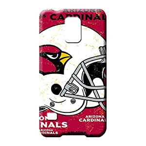 samsung galaxy s5 Collectibles Fashionable For phone Fashion Design phone carrying skins arizona cardinals nfl football