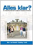 Alles klar? An Integrated Approach to German Language for sale  Delivered anywhere in USA