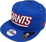 New Era York Giants Team Pop Word 9fifty 950 Youth Snapback Cap Kids Kinder Children