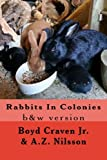 Rabbits In Colonies: Grayscale (The Urban Rabbit Project) (Volume 3)