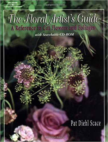 The Floral Artist's Guide: A Reference to Cut Flowers and Foliages
