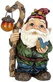 Tropix Garden Gnome With Lantern
