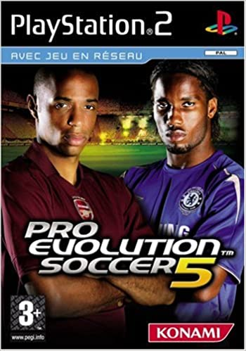 Pro Evolution Soccer 5 - Jeu PlayStation 2 (Konami): COLLECTIF