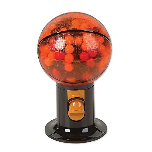 Baseball Candy Dispensers (Basketball Snack Candy and Gumball Dispenser (Gumball Machine))