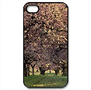 Spring Orchard Watercolor style Cover iPhone 4 and 4S Case (Spring Watercolor style Cover iPhone 4 and 4S Case)
