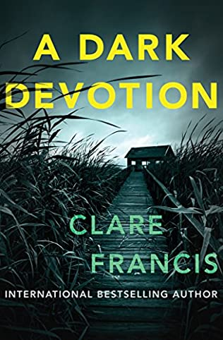 book cover of A Dark Devotion