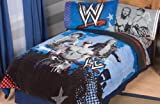 World Wrestling Entertainment Ring Leader Twin/Full Super Soft Comforter