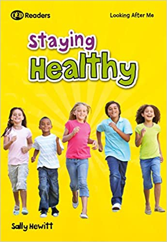 Image result for keeping healthy children's information book