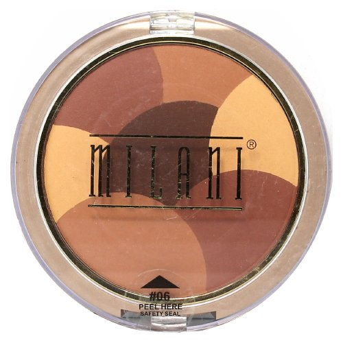 Milani Mosaic Powder, Sunset Spice #06 .32 oz (9 g) - Mosaic Spice