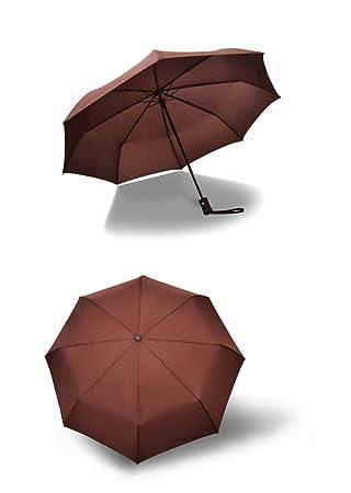 """cablgia paraguas de Golf paraguas de viaje automático abierto cerca, """"irrompible"""" ligero"""