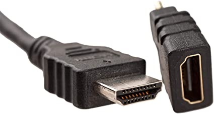 Negro, 5PCS Agger Silicona Anti-Polvo del tap/ón de TV HDMI Macho Puerto Anti-Polvo del tap/ón Cap