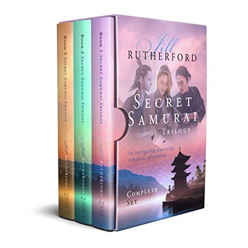 Secret Samurai Trilogy Complete Set ebook product image