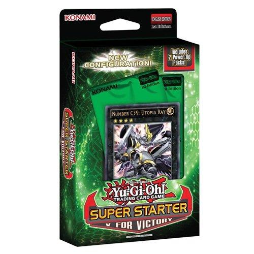 Yu-Gi-Oh - V For Victory Super Starter - 34091 (Yu Gi Oh Goblin King)