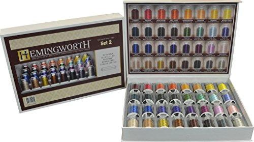 Hemingworth 32 Brother Colors / Set 2 by Hemingworth