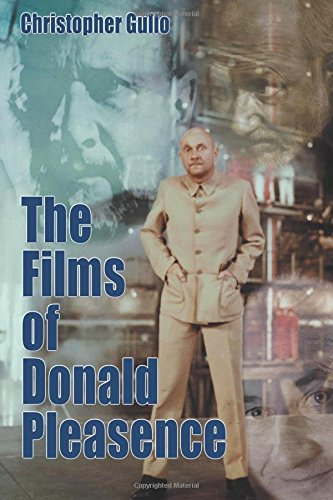 The Films of Donald Pleasence (Halloween 4 Jamie Lee Curtis)