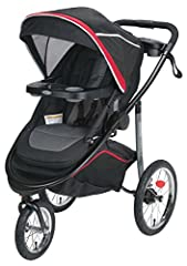 The Modes Jogger gives you 5 ways to ride, plus everything you need to jog. 5 ways to ride includes infant car seat facing parent or the world, stroller seat facing parent or the world, or traditional travel system. You'll have everything you...