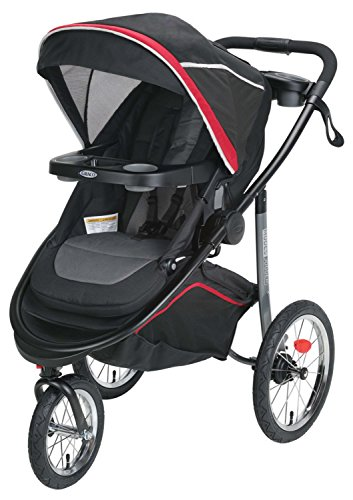 (Graco Modes Jogger Stroller, Chili Red)