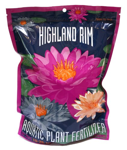 (Winchester Gardens 80 Count Highland Rim Aquatic Fertilizer Bag )