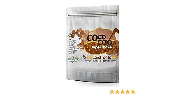 Energy Feelings Coco Cao Ecológico - 3 Paquetes de 150 gr - Total: 450 gr