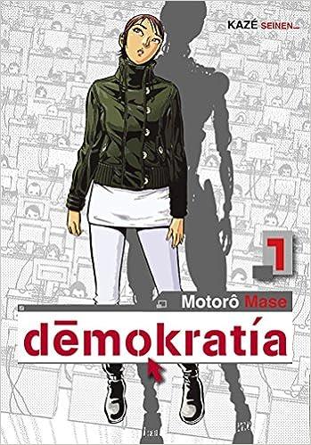 """Résultat de recherche d'images pour """"demokratia tome 1 manga"""""""