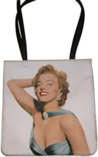 product image for BAGS USA Marilyn Monroe Shoulder Tote Bag, Beautiful Imprint and Vintage Tote