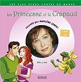 La Princesse et le crapaud (1CD audio)