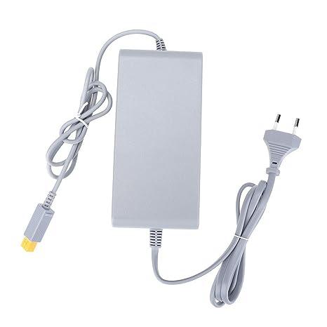 Silverbirdly Cargador/Adaptador Nintendo Wii Ufuente De ...