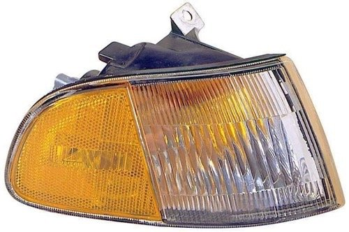 Honda Civic Turn Signal - Go-Parts » 1992-1995 Honda Civic Turn Signal Light Assembly Replacement/Lens Cover - Front Right (Passenger) Side - (3 Door; Hatchback + 2 Door; Coupe) 33300-SR3-A02 HO2531115