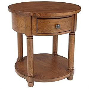 Broyhill 3397-012 Round End Table Original