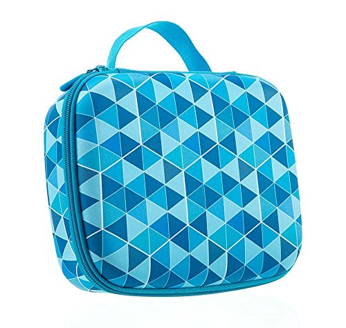 ZIPIT Colorz Lunch Box, Blue