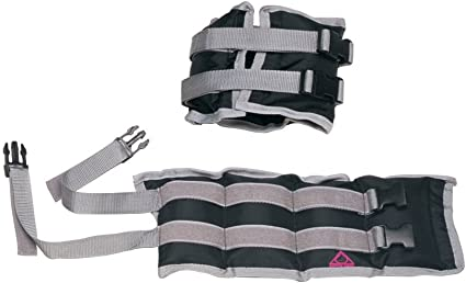 5 7 and 10 Pound Weights Coast Athletic Pool Wrist /& Ankle Weights Available in 3 Aqua Jogging Weights