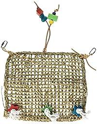 Pen-Plax BA1024 Natural Weave Cage Climbing Exerciser
