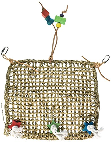 Natural Weave Cage Climbing Exerciser - 13.75 in x 13.75 in