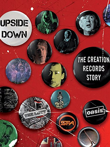 Upside Down: The Creation Records (Welsh Shield)
