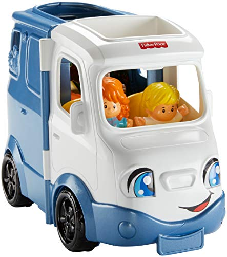 (Fisher-Price Little People Songs & Sounds Camper)