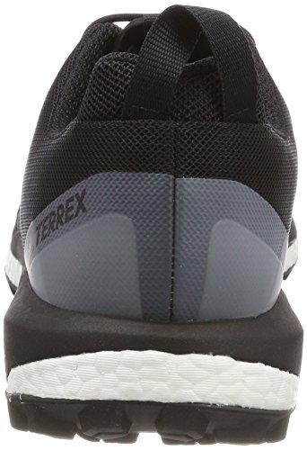 Scarpe Da Corsa Adidas Terrex Agravic Trail - Ss18 Nero