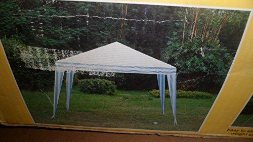 (Western Sun Shelter Gazebo Outdoor Canopy 10-1/2' x 10-1/2' New Old Stock)