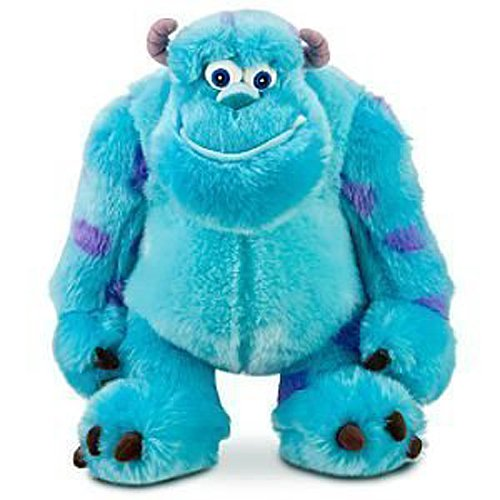 Disneys Monsters Inc. Sully 14in Plush Doll -